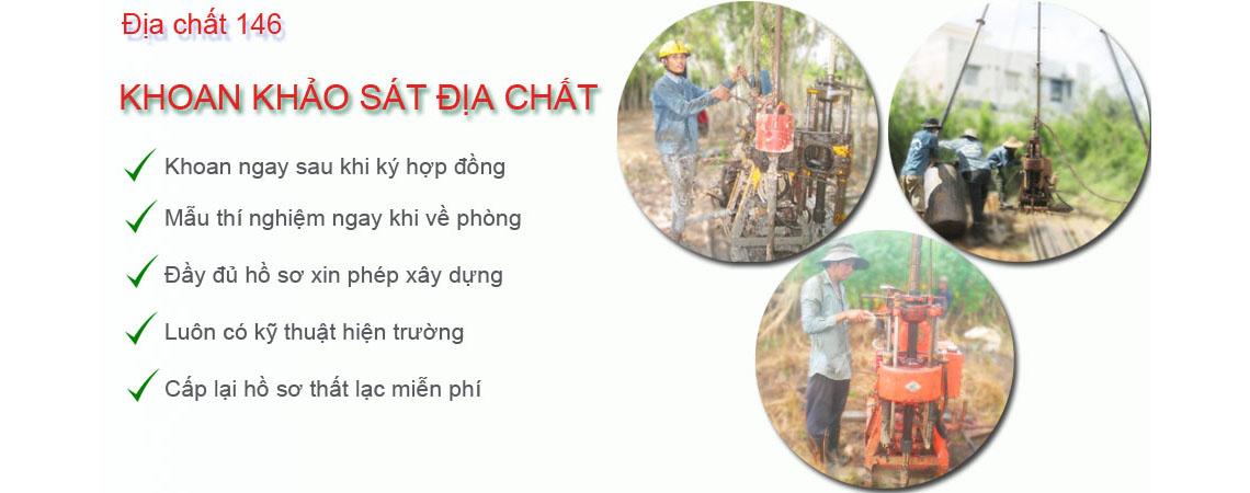 Khao sat dia chat 146 diachat146.vn