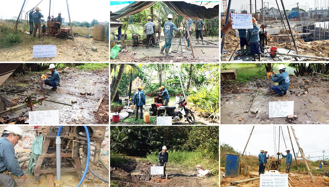 báo cáo địa chất công trình quận 5